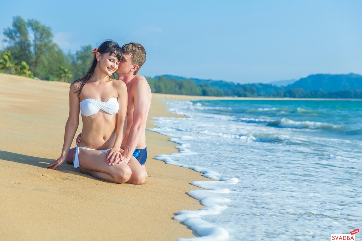 Пляж фото секс ничем