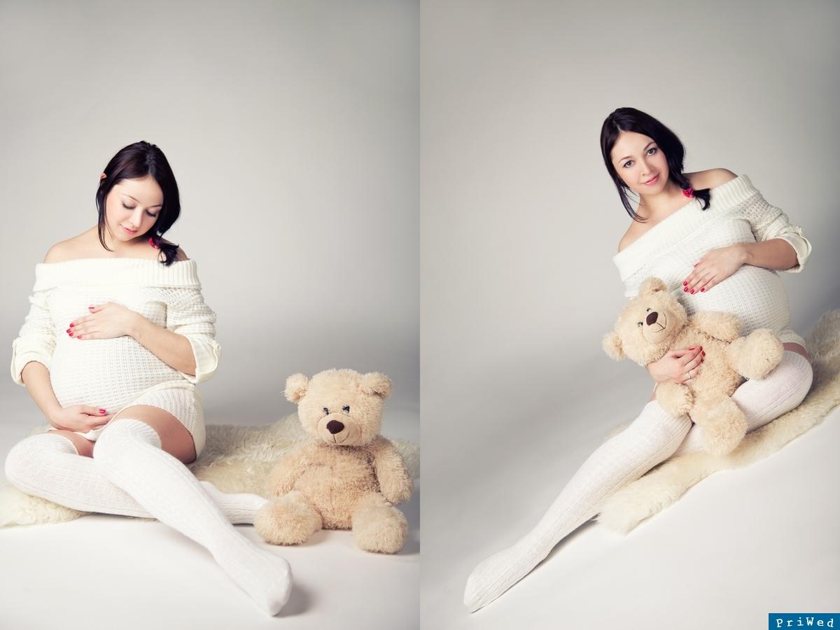 Идеи для беременной фотосессии фото 77