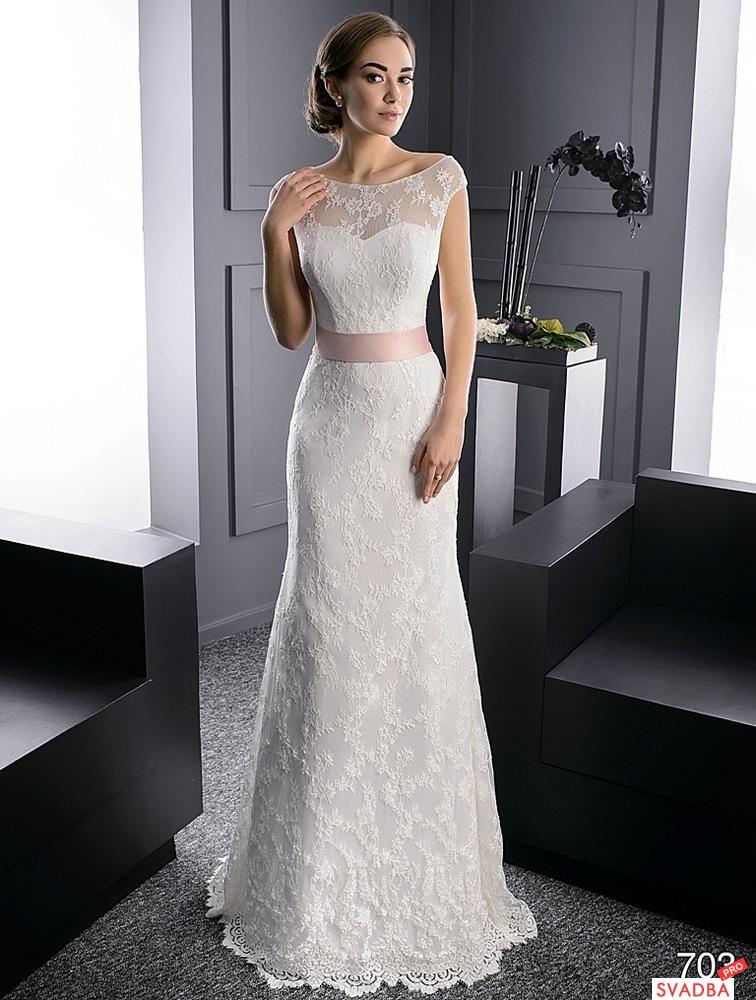 ce5b83a76ac600a Свадебное платье 703 от Студии Свадебной Моды