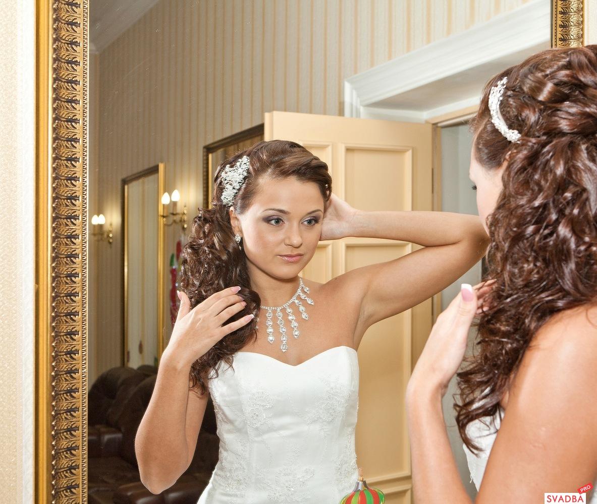 все про свадебные прически