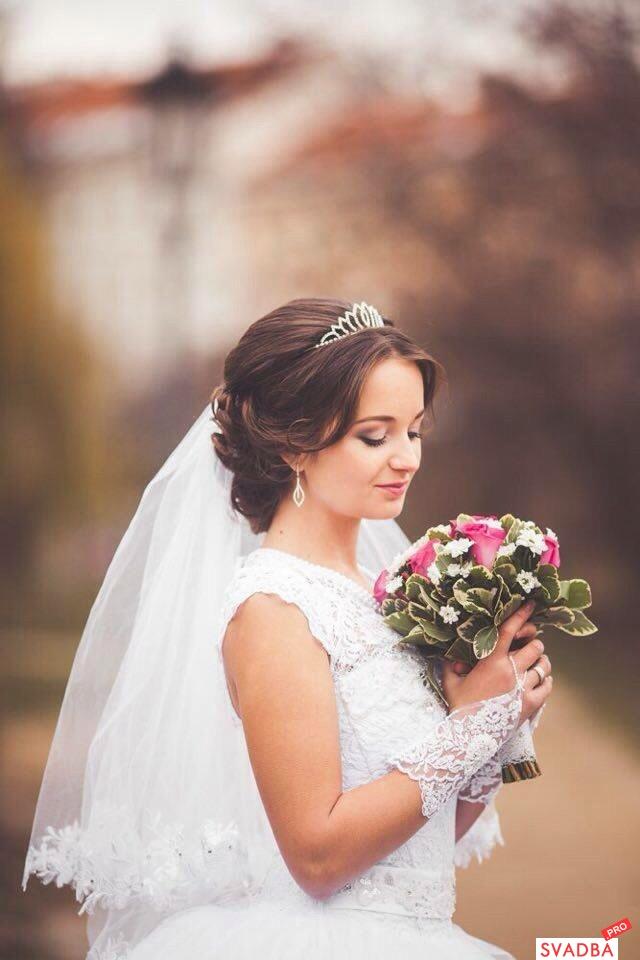свадебные прически бугульма