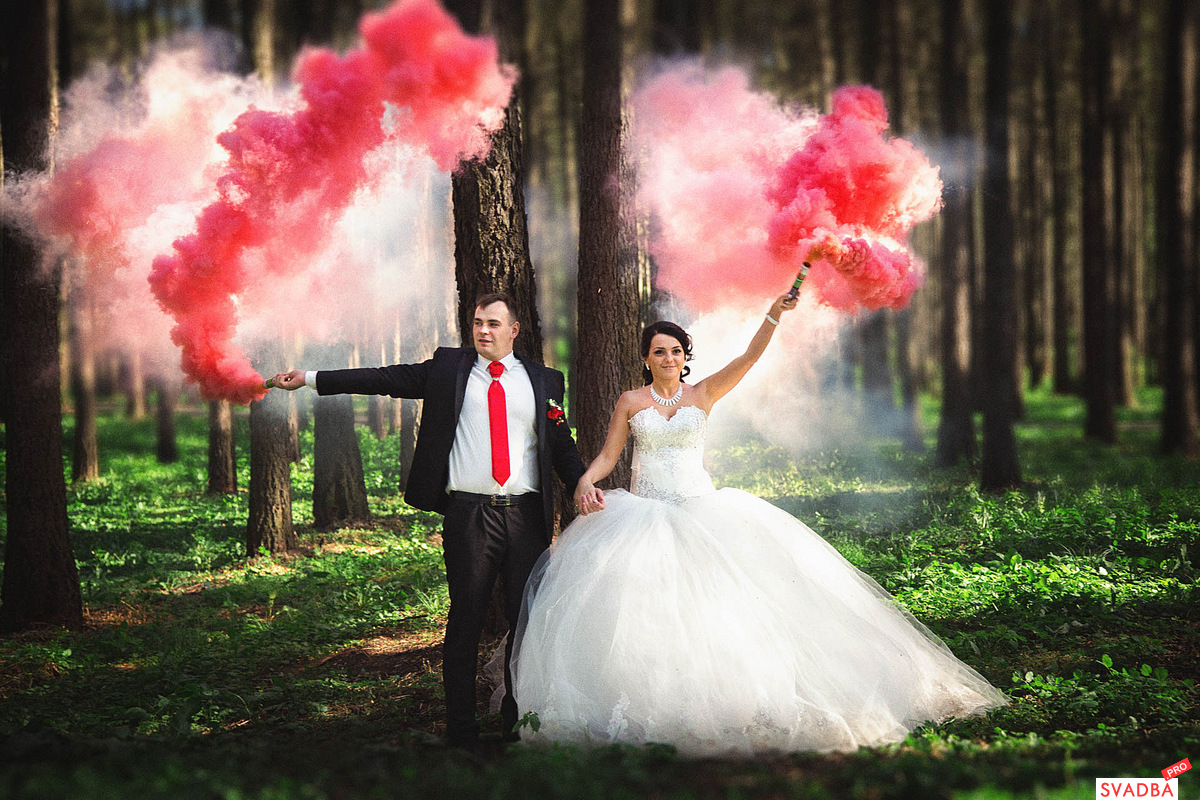 Свадьба в новомосковске фото