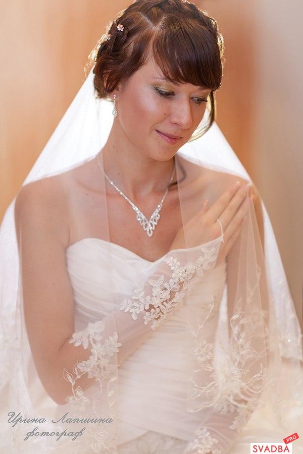 про свадебные прически