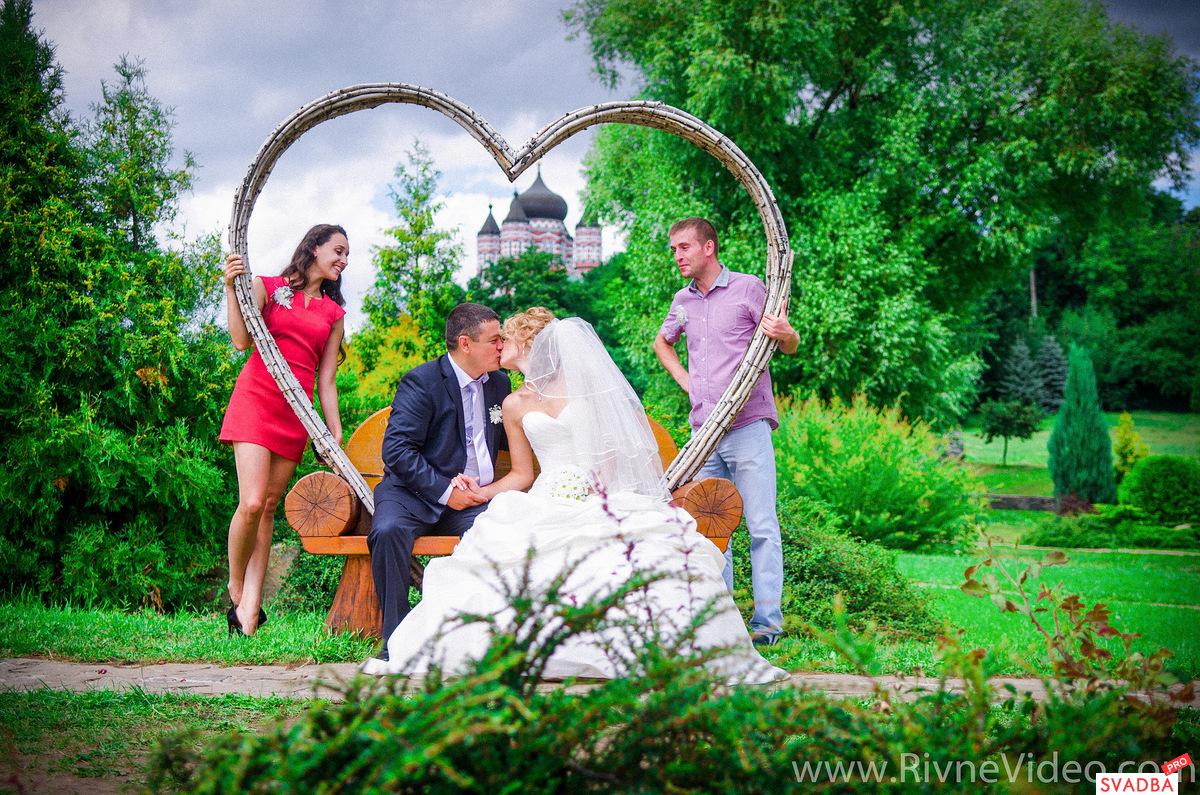 Фотограф на весілля в Рівному