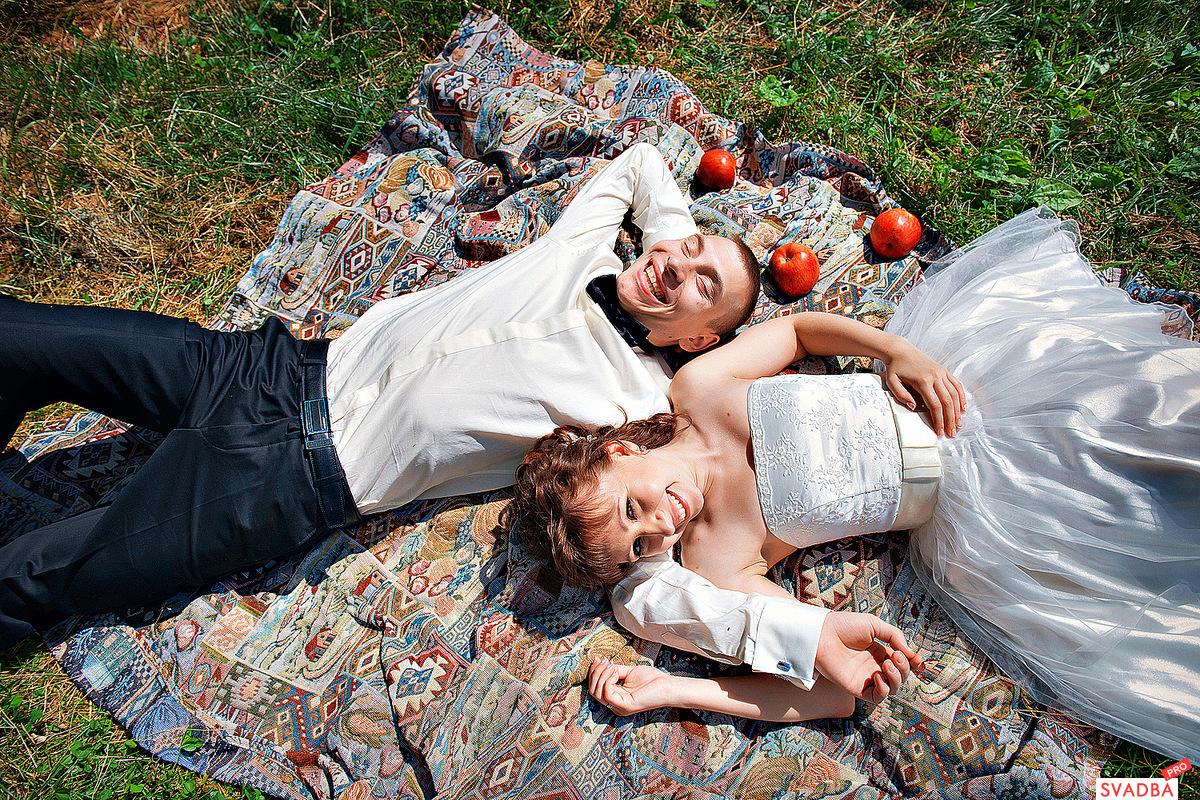Свадьба пикник на природе фото