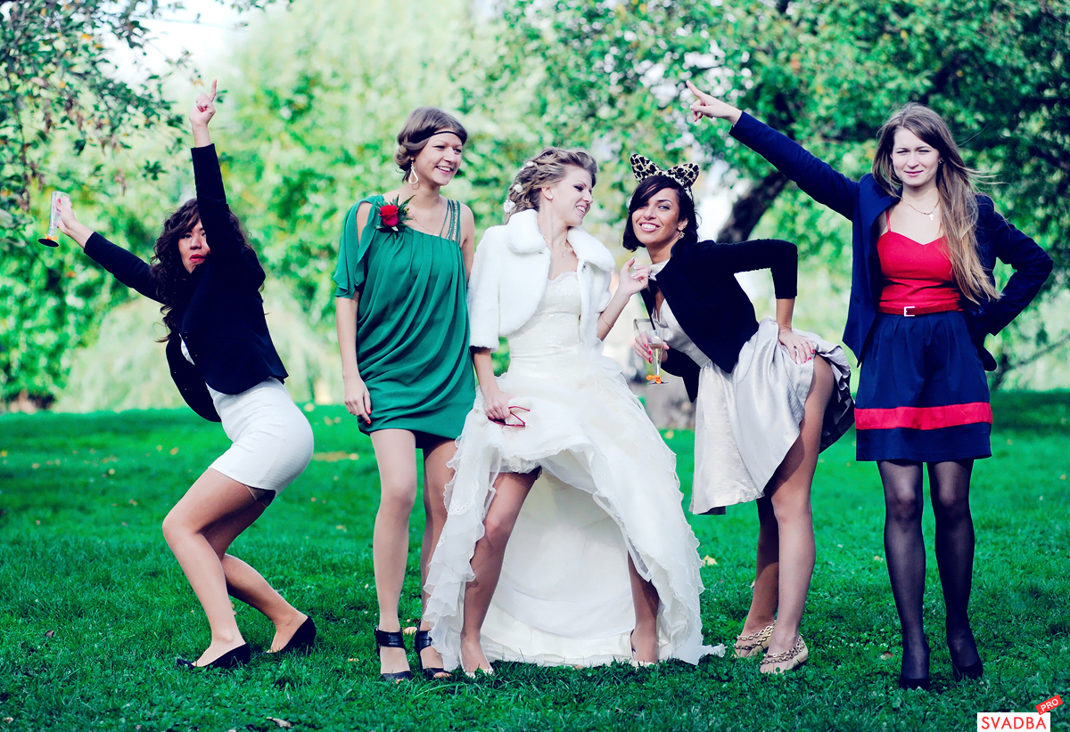 Примеры знакомства гостей на свадьбе