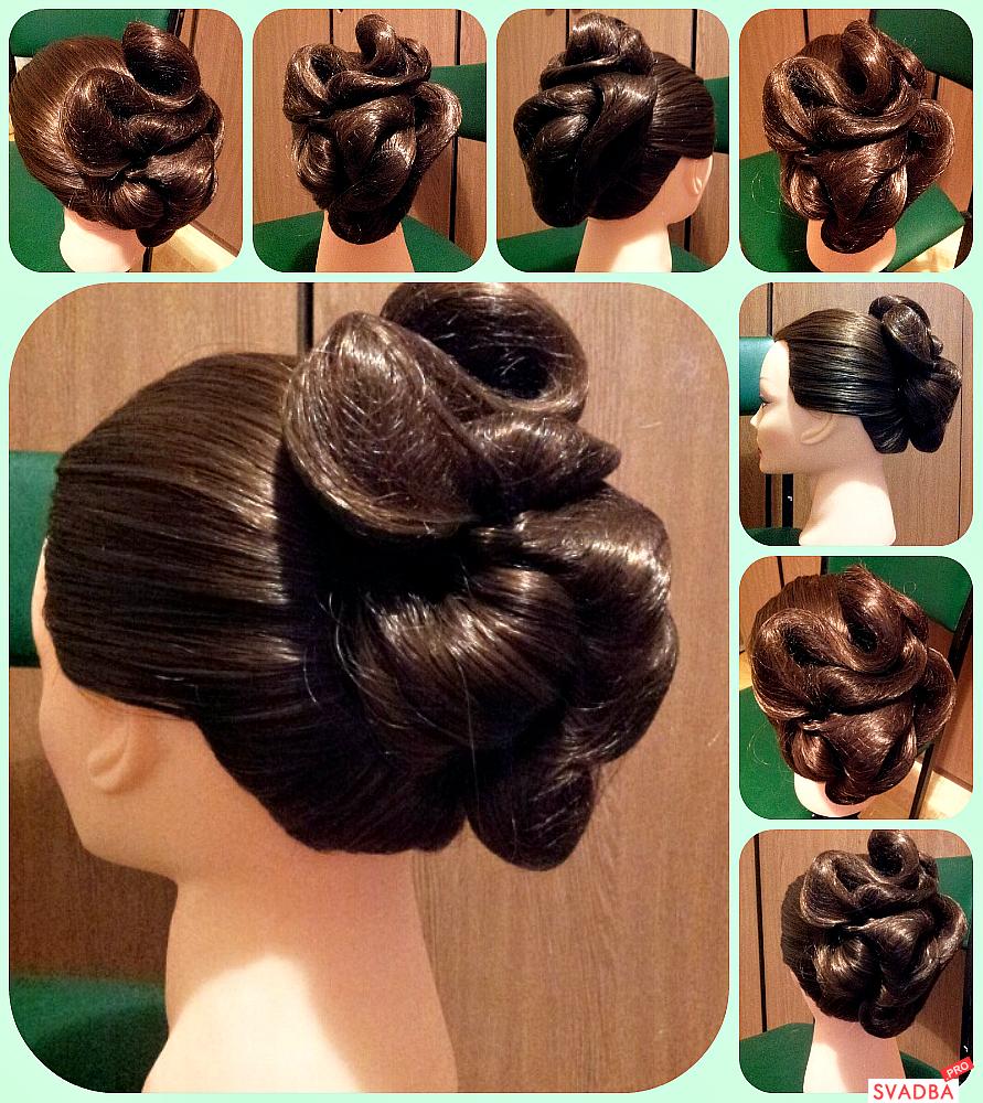 Как из волос сделать сеточку 353