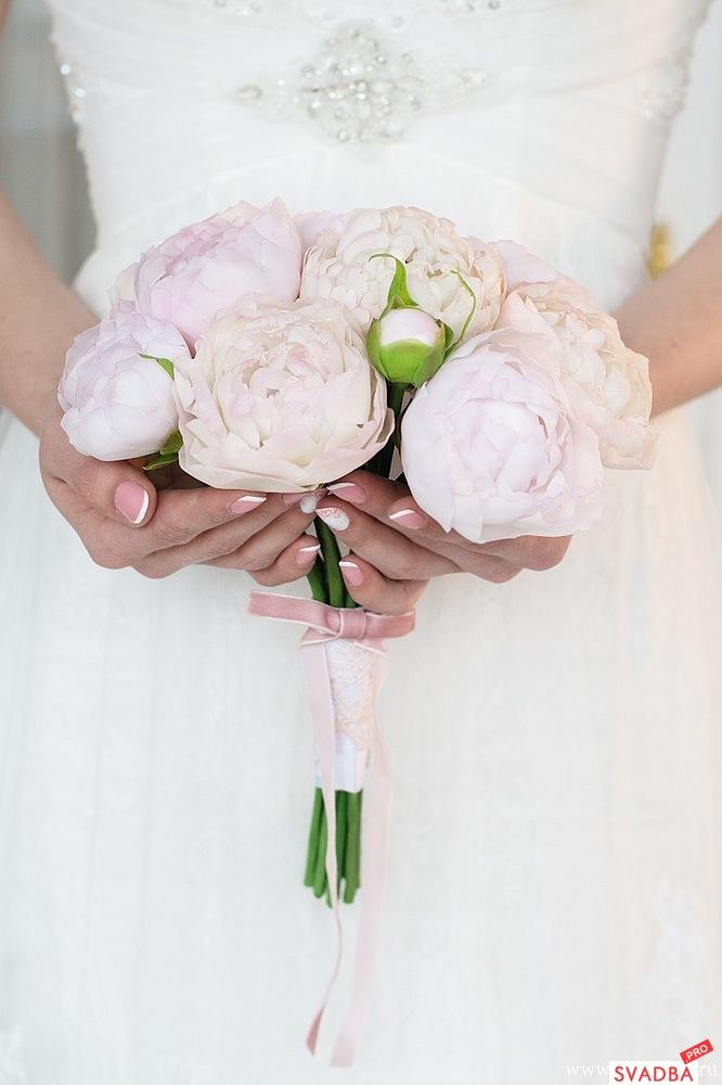 Свадьба с пионами фото