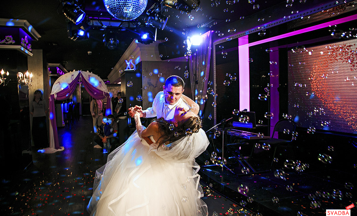 Танцы для свадьбы