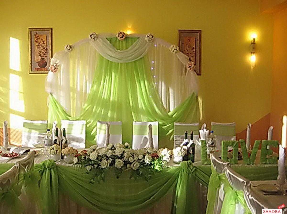 Оформление ресторана свадьбу фото