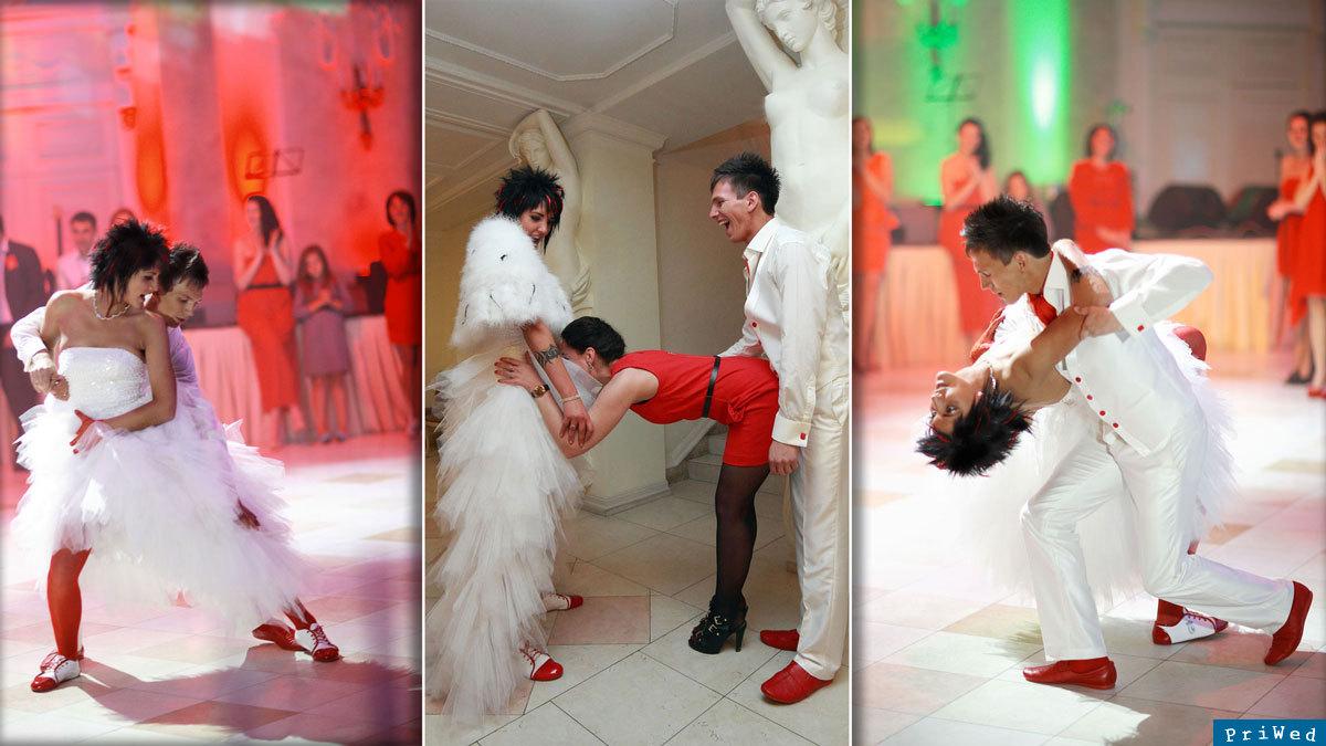 Танцы на свадьбе 6 букв