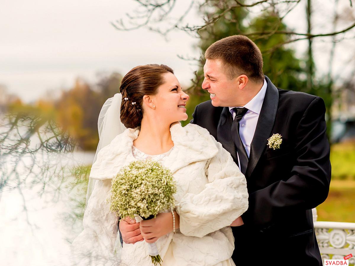 Свадебная мода для жениха и невесты фото