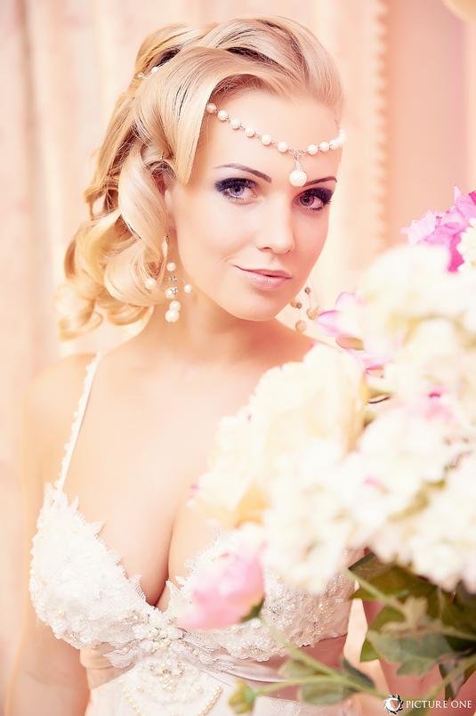 наталья свадебные прически