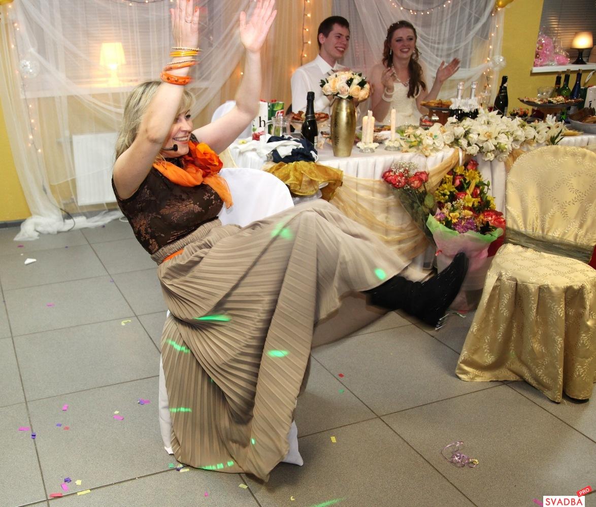 Фото свадьбы на банкете