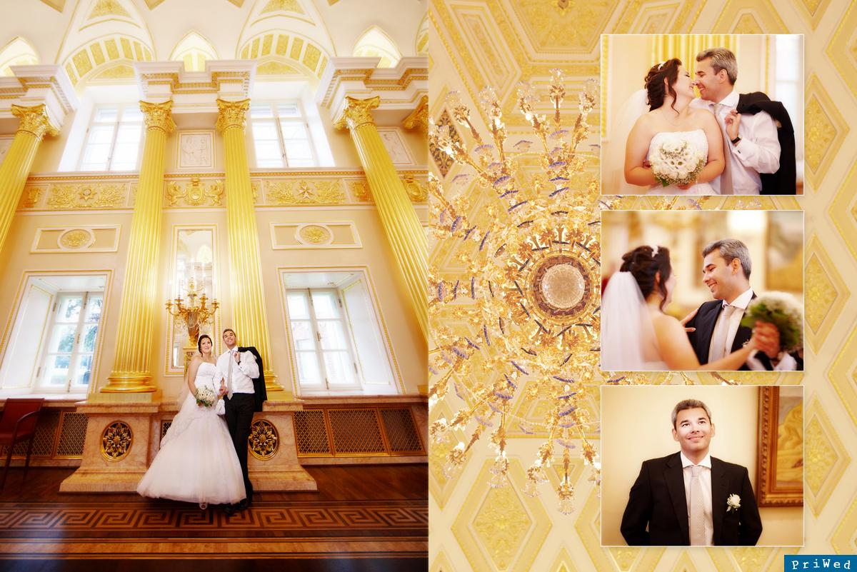 Царицыно фотосессия свадебная