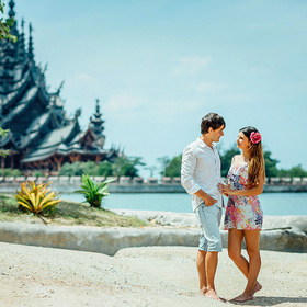 Romantic Fotoshooting in Thailand