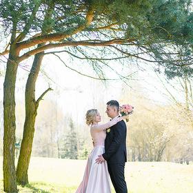 Александр и Вероника. Свадебная фотосъёмка в Минске (1)