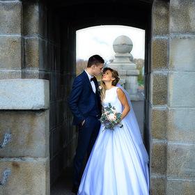 Andrea falcon wedding