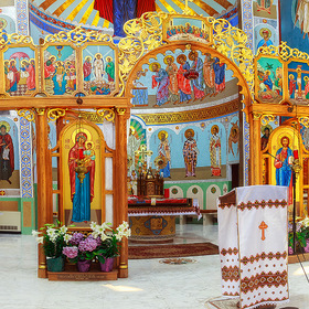 St. Joseph the Betrothed Ukrainian Greek-Catholic Church Chicago
