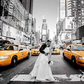 Wedding Photoshoot in New York