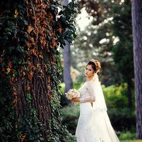 Свадебное фото невесты (4)