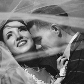 Свадьба в чб (4)