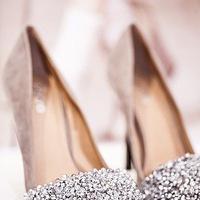 Почему должны быть закрытые туфли у невесты